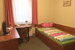 Einzelzimmer Hotel Pension Zur Eiche